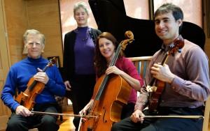 Los Alamos Piano Quartet