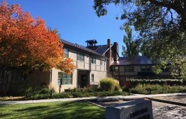 Fall Colors Los Alamos Fuller Lodge