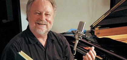 Bill McGlaughlin, musician, lecturer