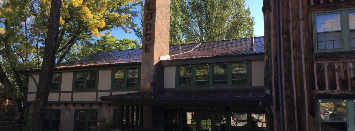 Fuller Lodge, Los Alamos, NM