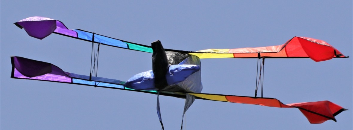 Los Almaos Arts Council Kite Festival