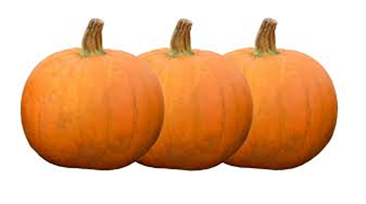 Dark Tripple Pumpkin