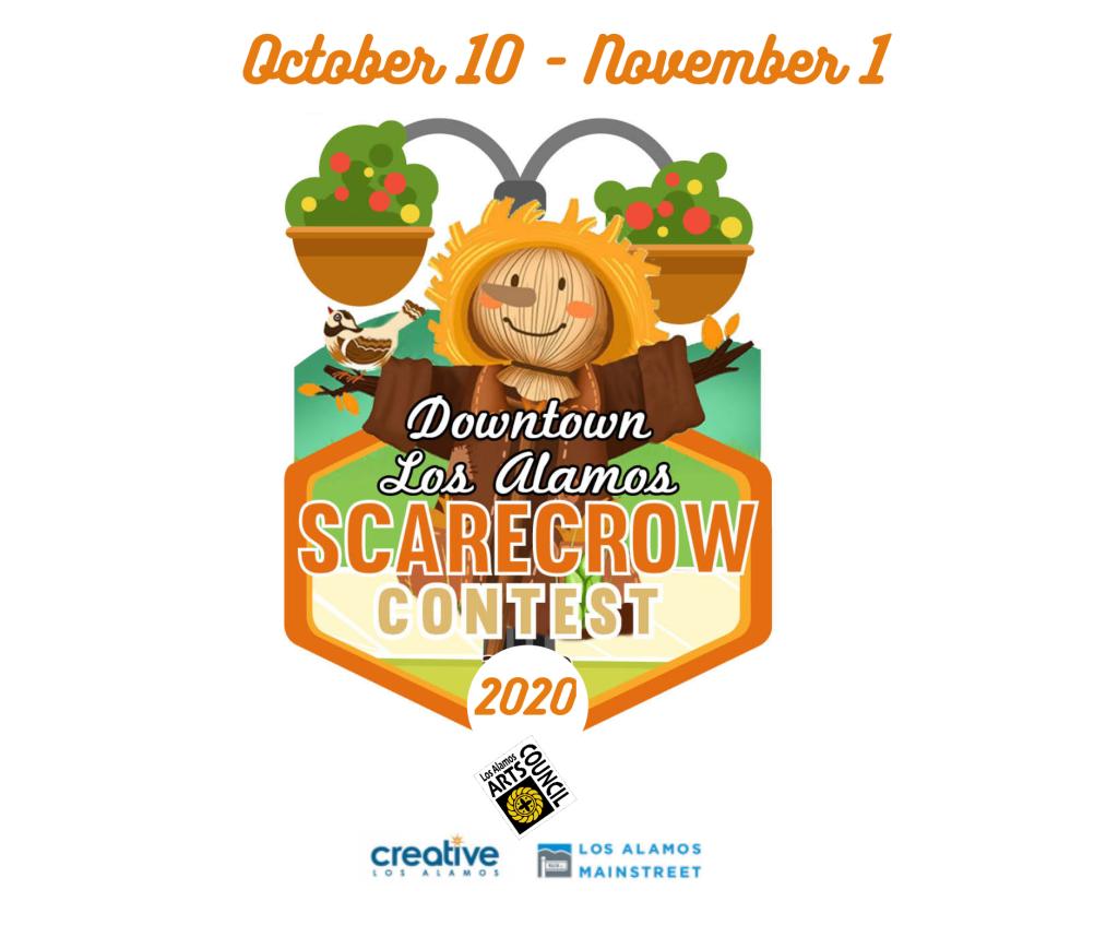 Los Alamos Halloween 2020 Scarecrow Contest | The Los Alamos Arts Council